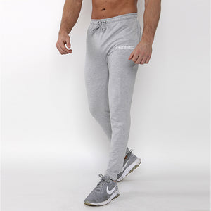 Gymheadz Mens Avent-Fit Bottoms - Grey Marl