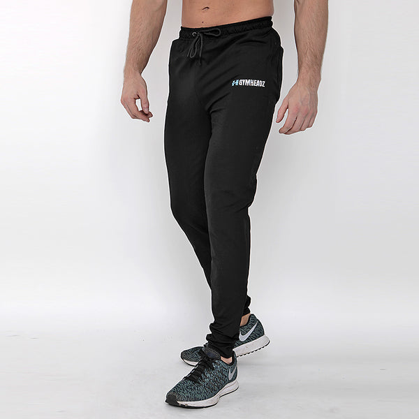 Gymheadz Mens Avent-Fit Bottoms - Black