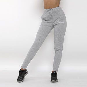 Gymheadz Womens Torino-Fit Bottoms - Grey Marl