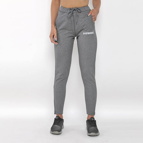 Gymheadz Womens Torino-Fit Bottoms - Dark Grey