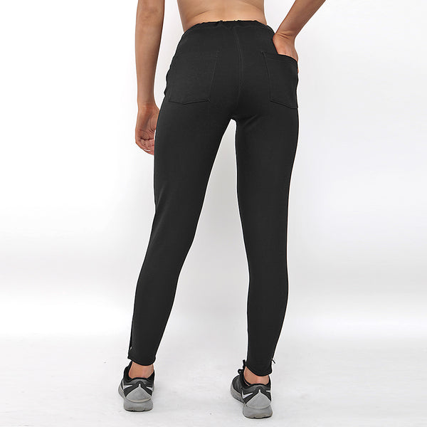 Gymheadz Womens Torino-Fit Bottoms - Black