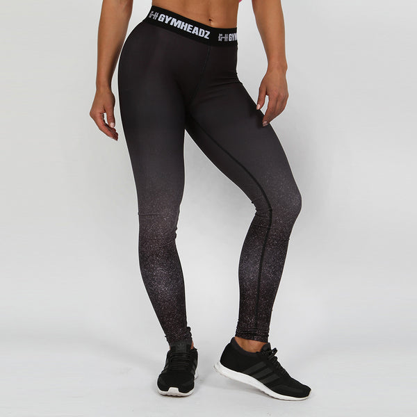 Gymheadz Infinity Leggings - Black