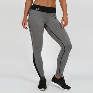 Gymheadz Phoenix Leggings - Heather Grey (Limited Edition)