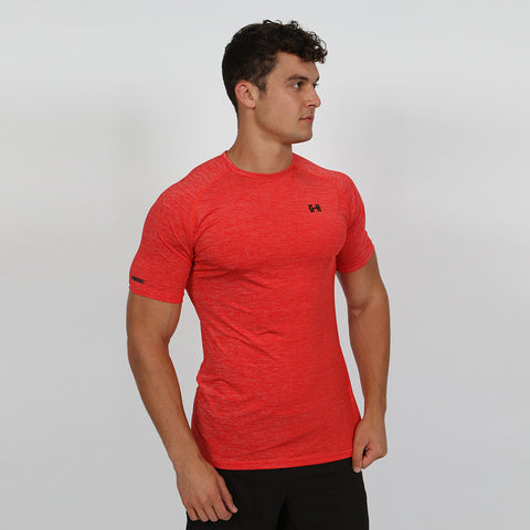 Gymheadz Hypercool Affinity T-Shirt - Red