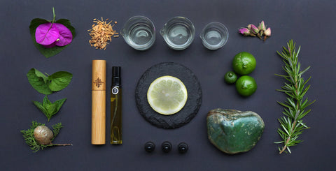 The Ol Factory Organic Perfume No. 3 Ingredients