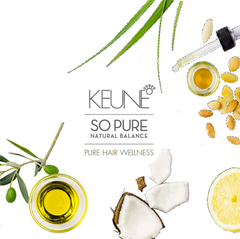 Keune So Pure Natural Balance Natural Wellness Hair Care
