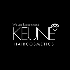 We Use and Recommend Keune Hair Care