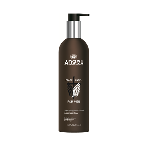 Angel Daily Conditioner for Mens Hair with Argan Extract 400ml