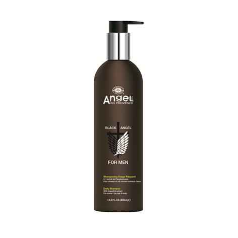 Angel Daily Shampoo for Mens Hair with Grapefruit Extract 400ml