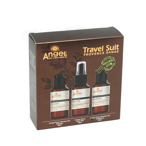 Angel Orange Flower Travel Tester Pack 3x80ml
