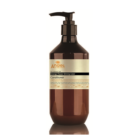 Angel Orange Flower Shining Colour Hair Conditioner 400ml