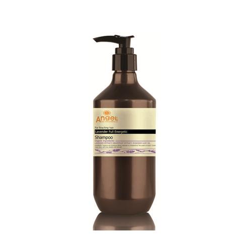 Angel Lavender Full Energetic Hair Shampoo 400ml
