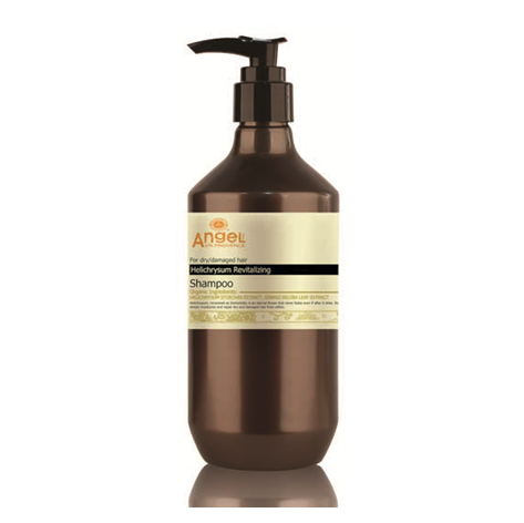 Angel Helichrysum Revitalising Hair Shampoo 400ml