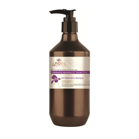 Angel Iris Restorative Hair Shampoo 400ml