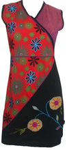 RD 14 Nepal Bohemian Cotton Summer Dress - Agan Traders, Multi 14