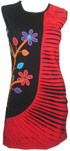 RD 17 Nepal Bohemian Cotton Summer Dress - Agan Traders, Multi 17