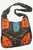 Bg 114 1AD HANDMADE PURSE YOGA HIPPY SHOULDER BOEMIAN BOHO TOTE BAG - Agan Traders, Black