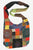 Patch Multi-colored Cotton Bohemian Gypsy Bag Purse - Agan Traders, Multi 2
