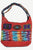 P- 34 1AK Patchwork Cotton Knitted Tie Dye Shoulder Bohemian Gypsy Tote Bag Purse - Agan Traders