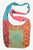 06 BG Cotton Spiral Gypsy Shoulder Bag Purse Tote Satchel - Agan Traders, Limegr