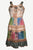 2012 DR Light Summer Beach Vacation Boho Dress - Agan Traders