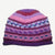 Himalayan Wool Knit Skull Cap Hat - Agan Traders, Purple