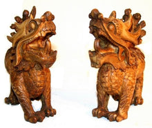 Resin Dragon Pair - Agan Traders