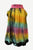 60 Skt Cotton Tie Dye or Solid Balloon Front Pocket Balloon Skirt