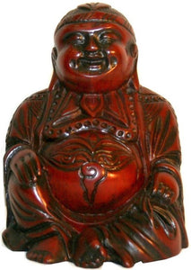 Resin Laughing Buddha - Agan Traders