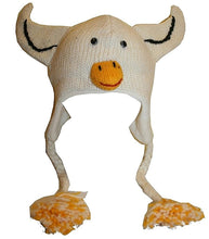 2-Ply Wool Adult Animal Hat - Agan Traders, Chick Duck