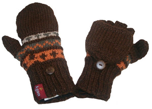 Knit Hat OR Mitten OR Folding Mitten - Agan Traders