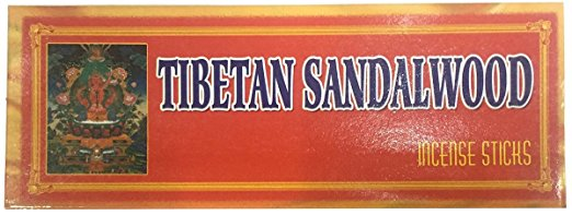 Tibetan Traditional Meditating Incense Nepal - Agan Traders, Sandalwood