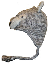 2-Ply Wool Adult Animal Hat - Agan Traders, Koala