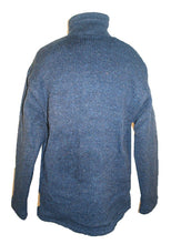 Lamb's Wool Hand Knitted Fleece Lined Paw Sherpa Jacket - Agan Traders