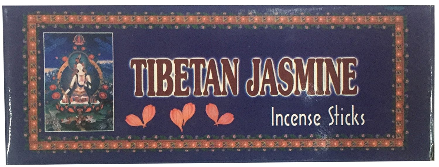 Tibetan Traditional Meditating Incense Nepal - Agan Traders, Tibetan Jasmine