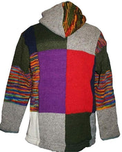 Lambs Wool Fleece Winter Sherpa Hoodie Sweater Jacket - Agan Traders, Multi 07