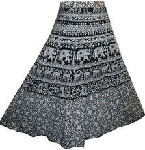 Gypsy Cotton Printed Wrap Skirt - Agan Traders