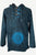 544 MS Men's Stonewashed Cotton Hoodie Sweatshirt Pullover Jacket - Agan Traders, Blue