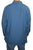 543 MS Men's 3 button Henley Tunic Shirt - Agan Traders, Blue