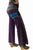 LP 496 Bohemian Cotton Belly Button Harem Afghani Pant Trouser