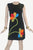 RD 11 Agan Traders Nepal Bohemian Mid Length Summer Dress - Agan Traders, Multicolor