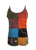 R 138 Women's Bohemian Gypsy Spaghetti Strap Patch Tank Top Camis - Agan Traders, multicolor