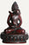 Resin Samantabhadra Statue (4.5 X 3.5 inches)