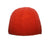 Wool Half Lined Winter Warm Round Hat beanie - Agan Traders, Orange