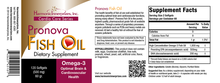 Pronova Fish Oil