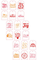 All Occasion Printable Gift Tags