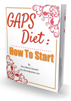 GAPS Diet: How to Start