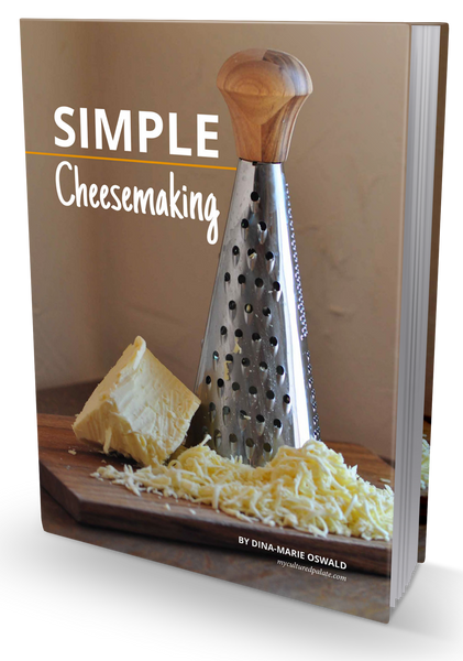 Simple Cheesemaking Book