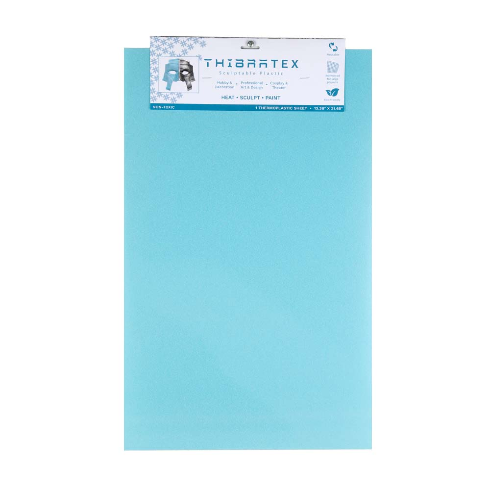 Thibra Tex - Biodegradable Thermoplastic Sheet (1/8 Sheet - 13.4