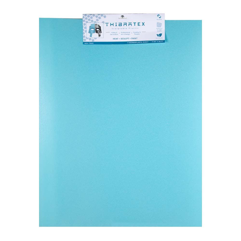 Thibra Tex - Biodegradable Thermoplastic Sheet (Quarter Sheet - 21.6